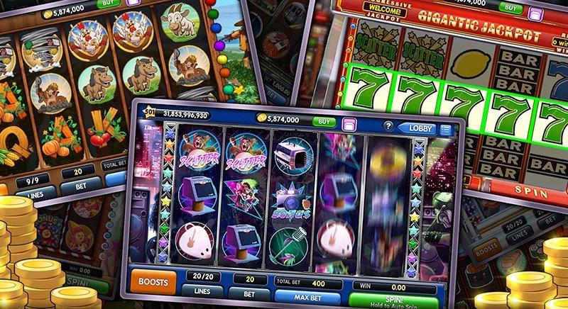 Игровые автоматы онлайн бесплатно jump